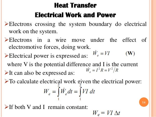 Work Heat Equation 28 Images Specific Heats Energy
