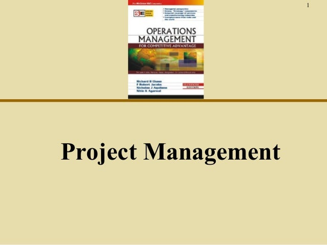 1  Project Management
