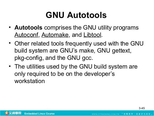 GNU gettext utilities