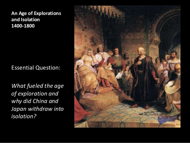 Ch 19 Age Of Exploration Slides: Modern World History: The Age Of Explorers