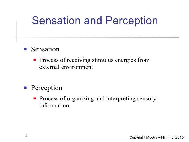 AP Psychology with Mr. Duez: 3.1:SENSN & PRCPTN