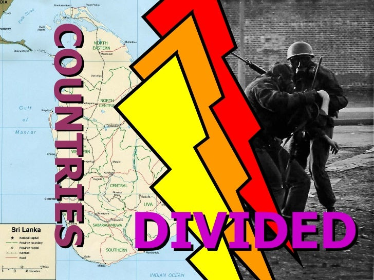 COUNTRIES DIVIDED