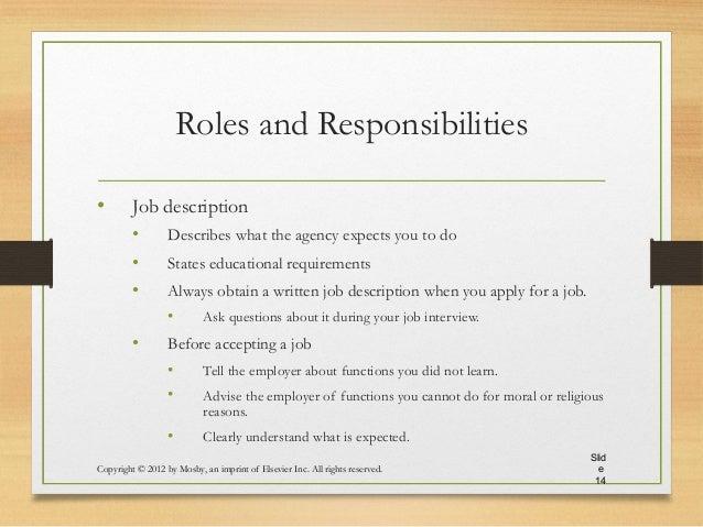 duties of a nurse assistant