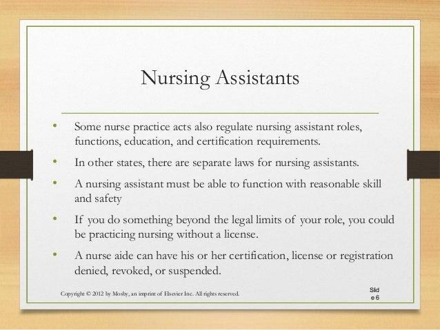 qualifications and skills for certified nursing assistant