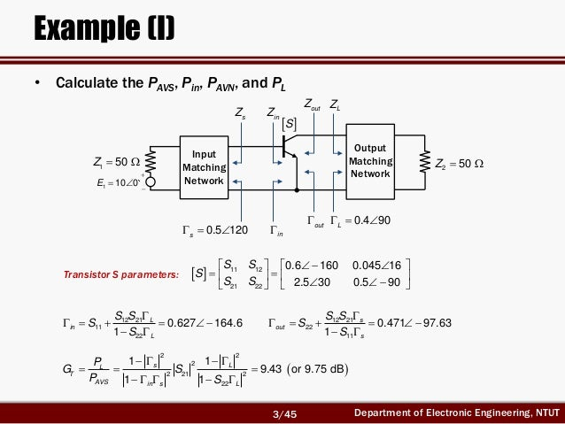 methodologies of microwave amplifier design Abstract this work presents a new methodology for modeling, design and  implementation of power amplifiers in different technologies as result of  comparison,.