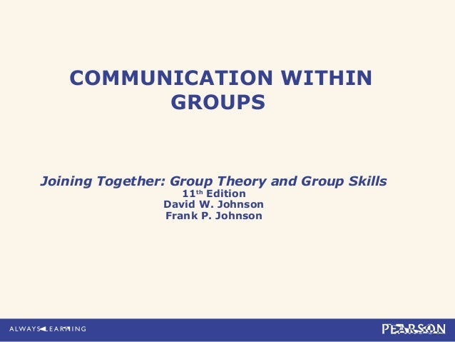 Communication Within A Group 76