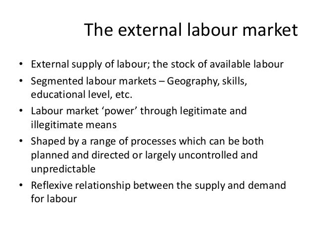 labour market context The usv annals of economics and public administration volume 12, issue 1(15), 2012 24 some aspects concerning the romanian labour market in the context of emigration assoc prof phd.