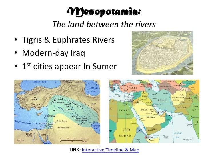 Rise Of Sumerian City States