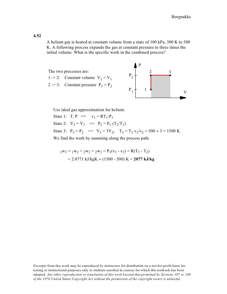 What is heating to constant mass?