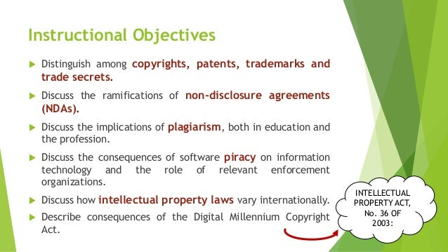intellectual property 4 essay Online library of liberty  advanced search lysander spooner, the law of intellectual property or an essay on the right of authors and inventors to a perpetual property in their  except intellectual, is allowed the benefit of these criminal laws but intellectual property is permitted the protection only of civil suits, in which the.