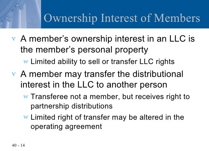 assignment of limited partnership interest In the case of limited partnerships, an assignment of a limited partnership interest  due to a charging order does not entitle the creditor to.