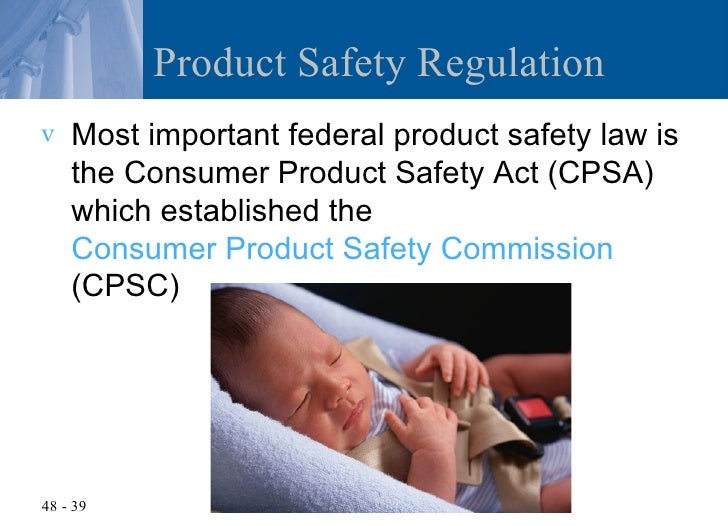 consumer protection and food safety law The consumer protection branch works closely with agencies such as the food and drug administration, the federal trade commission, the consumer product safety.