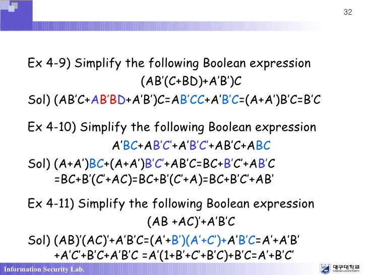 boolean expression Boolean expressions a boolean expression is a logical statement that is either true or falseboolean expressions can compare data of any type as long as both parts of the expression have the same basic data type.