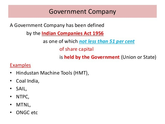 Government company (in hindi) | (hindi) forms of public.