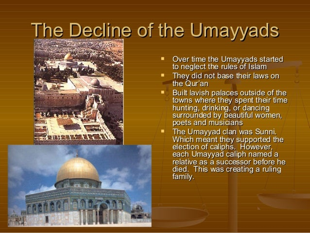 the impact of the umayyad dynasty on the spread of islam The umayads were the first muslim dynasty — that is, they were the first rulers   the umayyad capital city, was to have profound effects on the development of   the umayyads at home for most of the next seventy years and in time spread into .