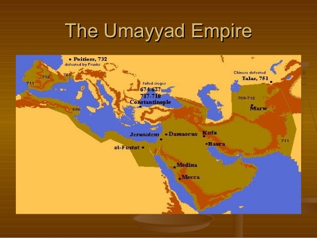 Umayyad Calip on