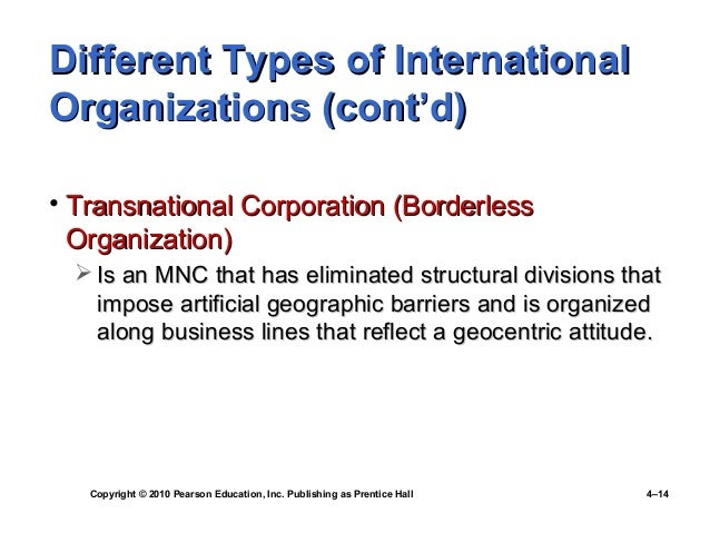 Impacts of a borderless society - Essay Example