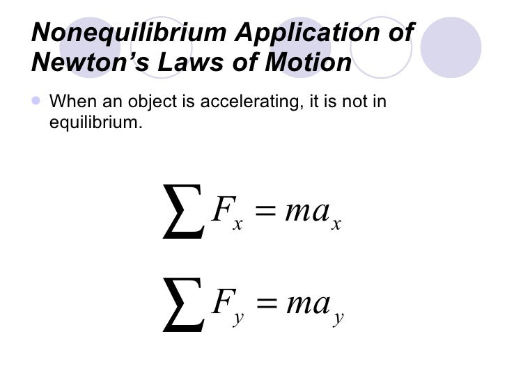 Ch 4 Newtons's Laws