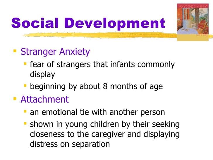 a personal opinion on the cognitive and social development of children in infancy An effective social development program will include elements of developing the foundational competencies in other domains that support and enrich it and will do so in a way that the child or adolescent has high social self-esteem in a variety of social situations.
