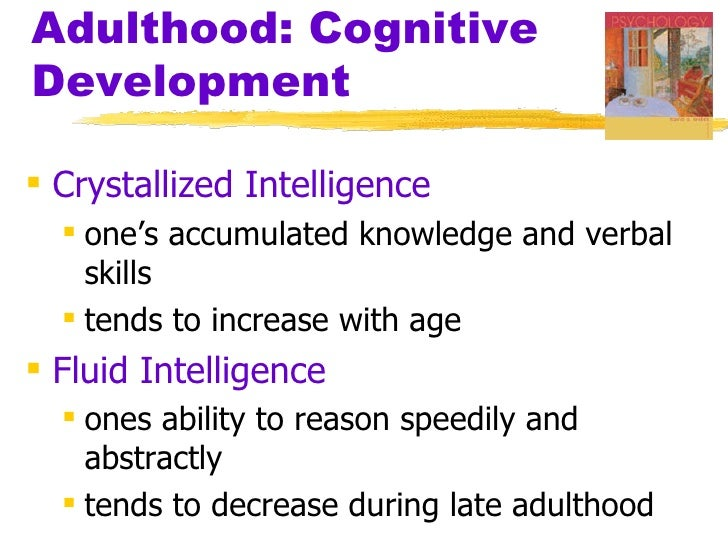 Cognitive development in adults picture 579
