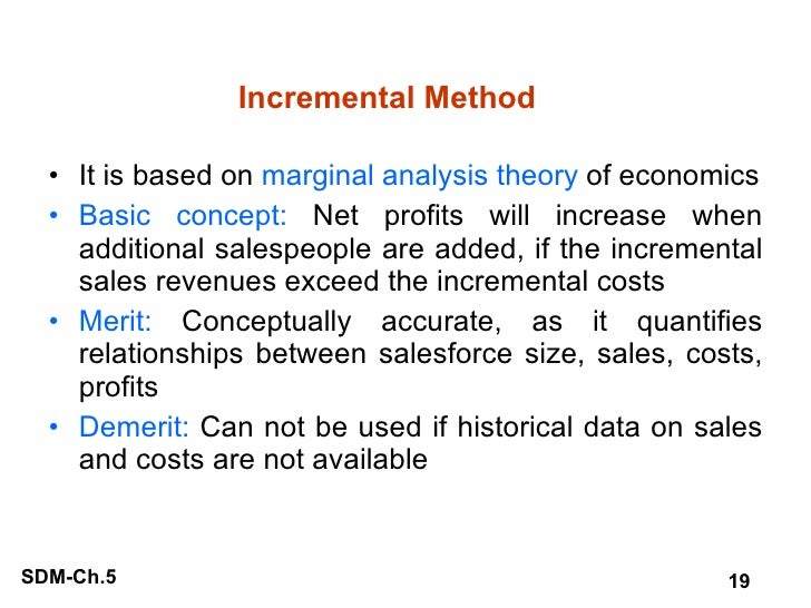 discuss the potential relationship between gross sales and profits