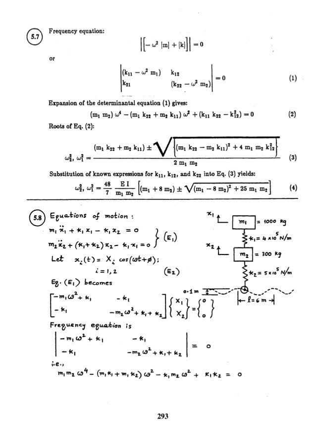 Vibration Of Continuous Systems Rao Pdf