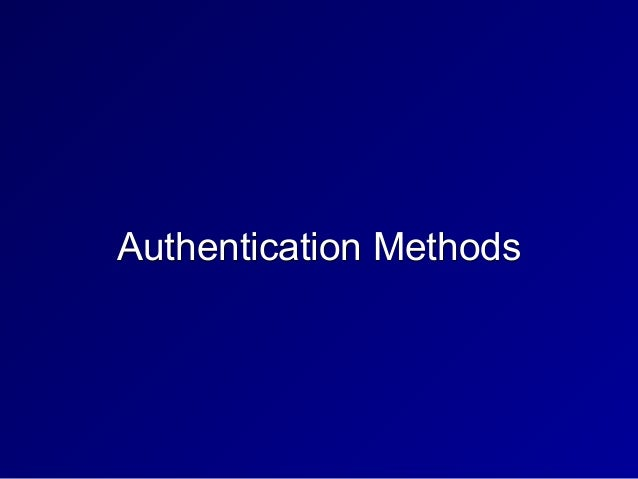 5. Identity and Access Management Slide 2