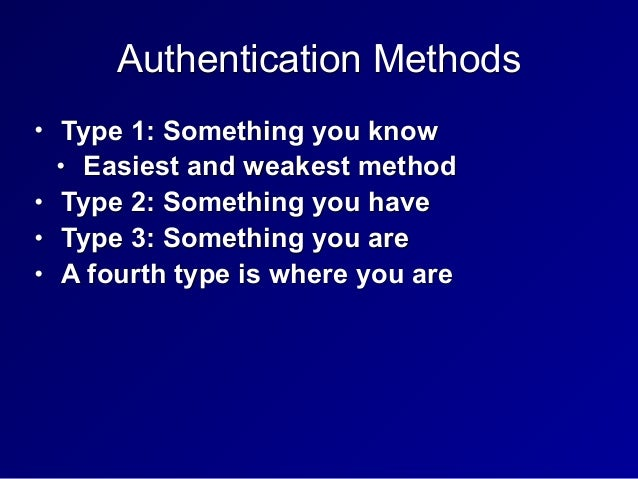 5. Identity and Access Management Slide 3