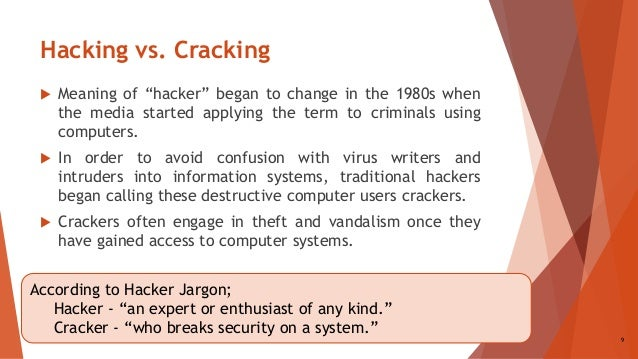 cracker definition in computer security