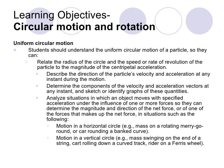 Worksheets Rotational Motion Worksheet ch 5 uniform circular motion dynamics of chapter 2