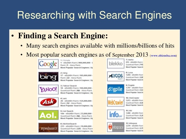 Essay search engine