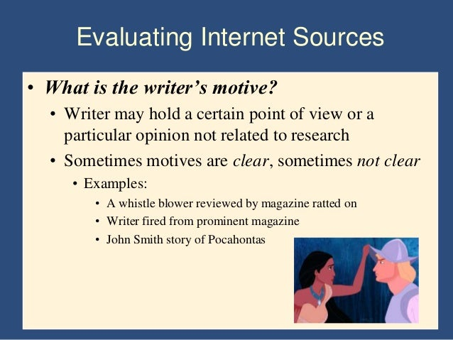 internet sources for a research paper Web sites do not include subscription databases  there are three elements  absolutely necessary for an web site citation:  victorian women writers project.