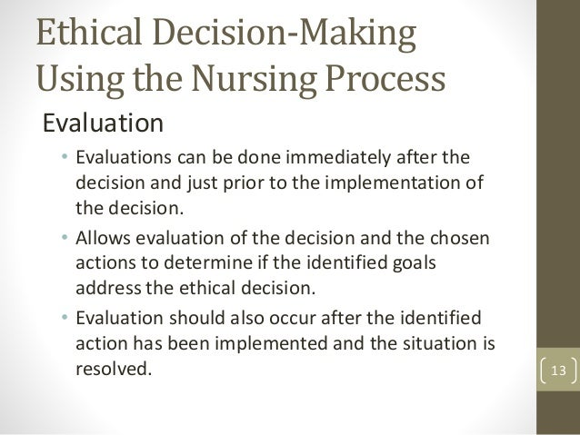 ethical issues involved in end of life decision making essay Ethical self-assessment hcs 545-health law and ethics many factors have contributed to the growing concern in healthcare organizations over ethical issues, including issues of access and and advances in medical technology that complicate decision making near the end of life.