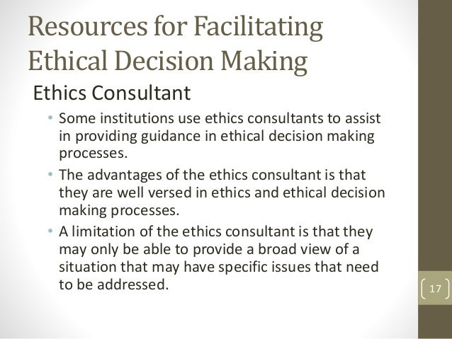 ethical decision making 5 essay The importance of ethical decision making ethical decision making involves acting in a morally correct and socially responsible way the law is based on ethical principles.