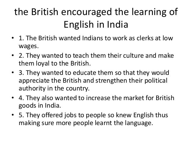 impact of british rule in india pdf