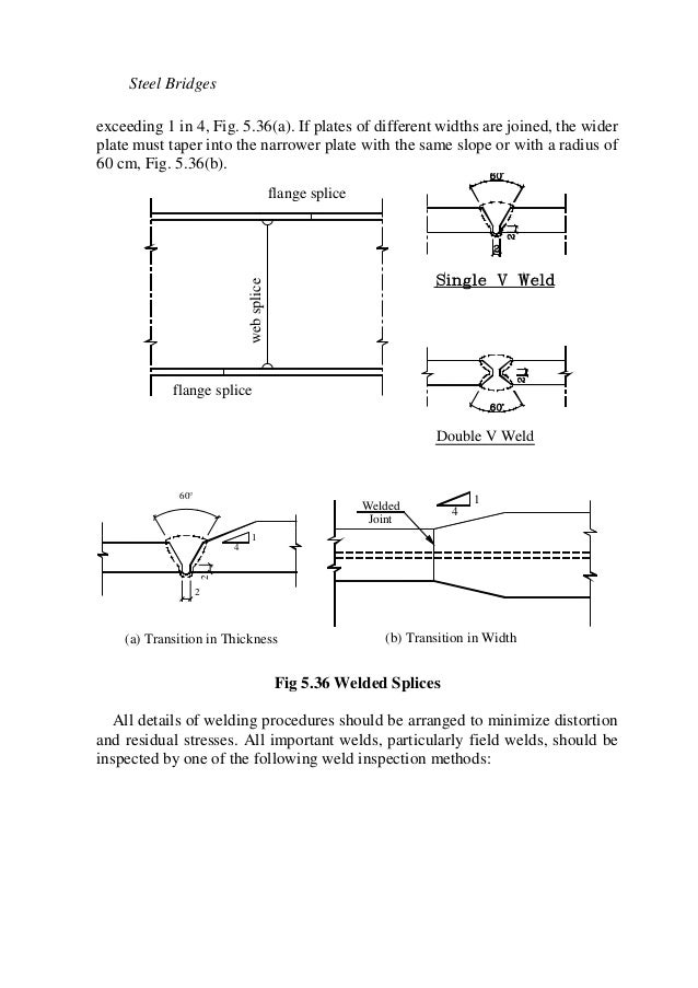 Ch5 Plate Girder Bridges (Steel Bridges تصميم الكباري المعدنية & Prof…