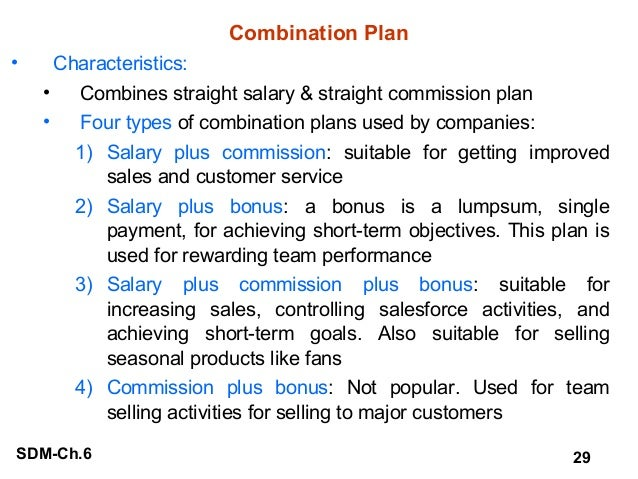 how to pay commission on sales