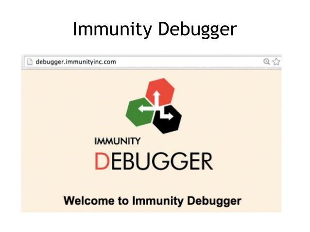 Immunity Debugger