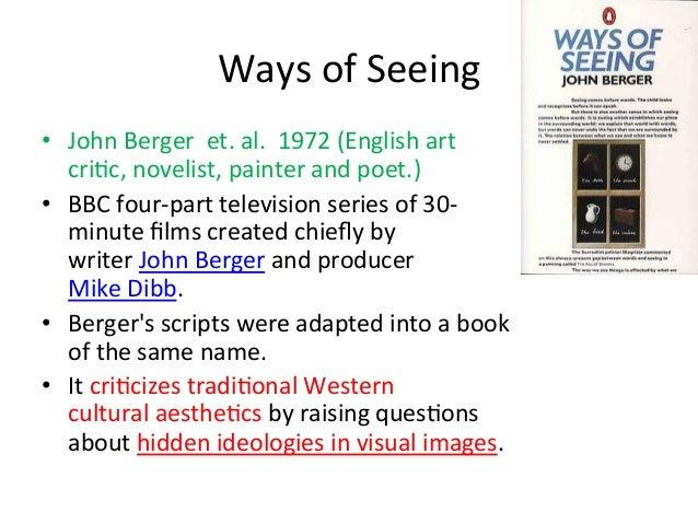 berger ways of seeing chapter 1 pdf
