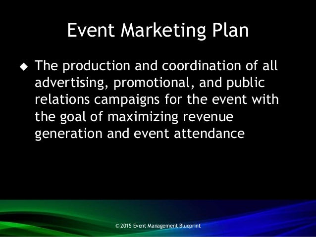 Event marketing notes for 2 1 17 event marketing malvernweather Images