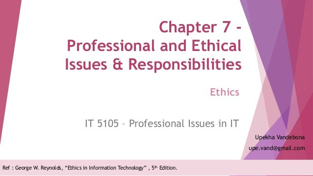 7 1 meet professional ethics and responsibilities