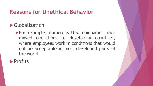 stiffer penalties to unprofessional behaviors The respectful workplace policy offers descriptions of disrespectful and/or  unprofessional behavior: • shouting • abusive language • threats of violence •  use of.