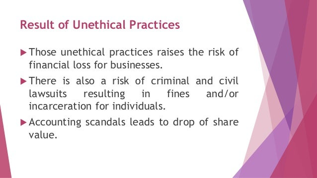 How to Report Unethical Practices by Your Employer