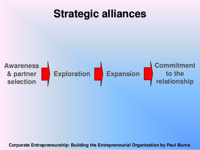 the characterization of the interfirm relationships in strategic alliances Strategic alliances are increasing in number and strategic importance indeed, successful firms in today's global marketplace look more like italian city-states than the citadels of previous eras they cooperate with rivals and spin complex webs of formal and informal alliances they practice.