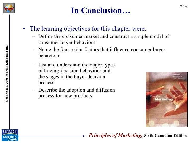 conclusion of consumer market and consumer buying behavior 4 examples of how technology is changing consumer behavior  to launch hit products in this lucrative market, companies need to use consumer insight  conclusion.