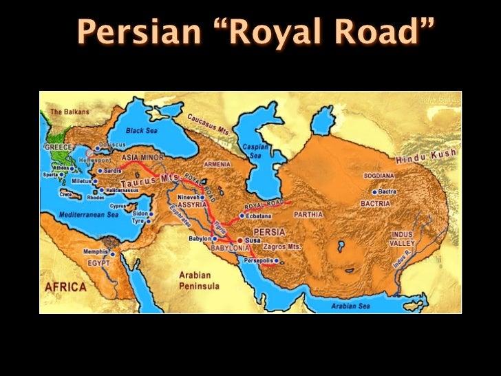 Persian Empire Darius Ch 7 persia keynote