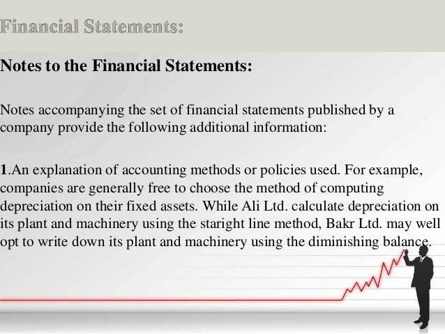 Financial Reporting – Examples of Financial Report