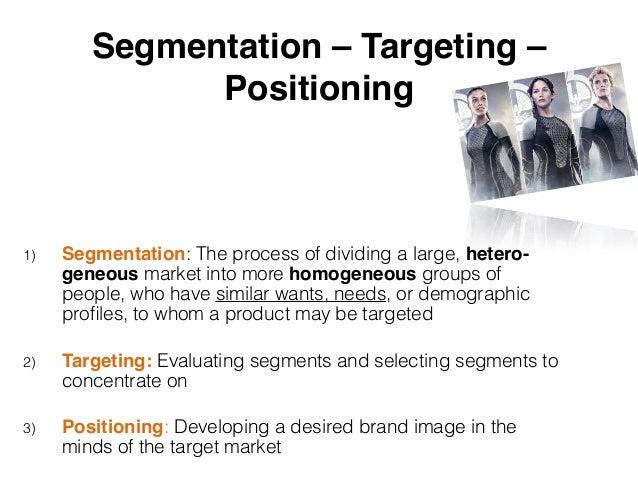 Adidas Segmentation And Targeting