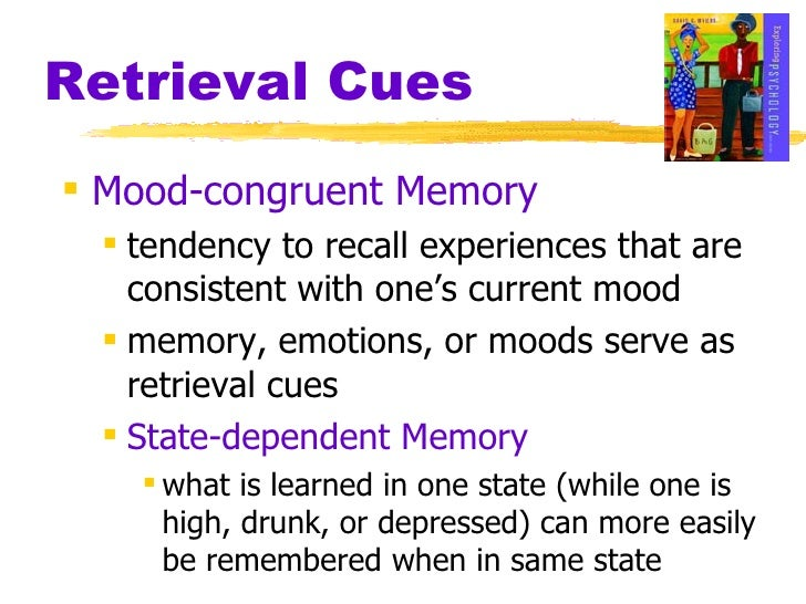 Learning Objective: Mood-Congruent Memory - YouTube