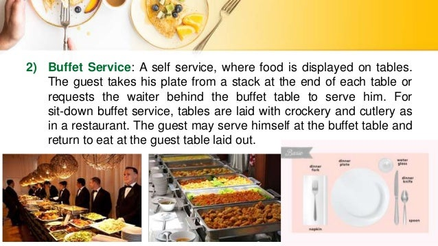 Sensational Food And Beverage Operation Style Of Service Download Free Architecture Designs Grimeyleaguecom